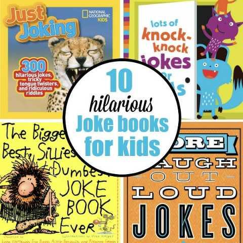 10 funny joke books