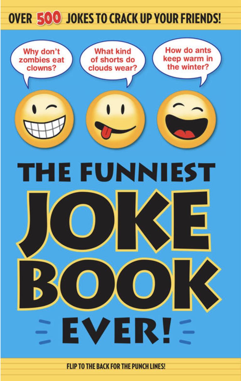 funniest joke book ever
