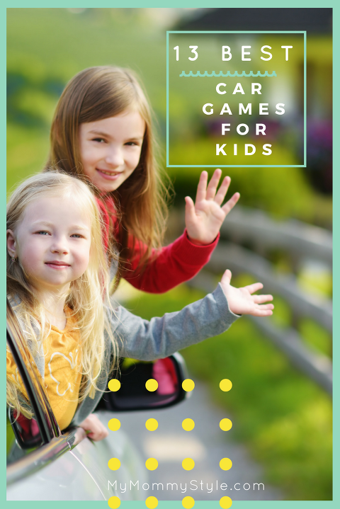car games for kids, travel, road trip games for kids