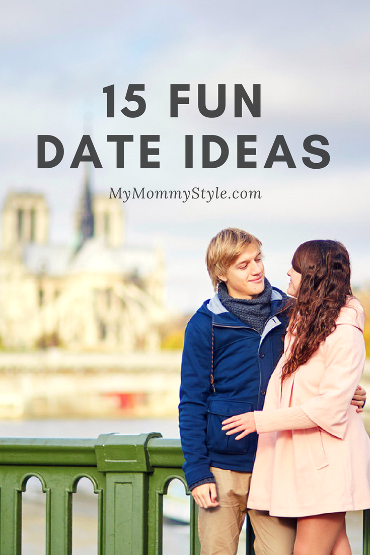Shake up date night with these active date ideas that will get you moving, laughing, and maybe even burn some extra calories. Build memories while spending some quality one-on-one time together. via @mymommystyle