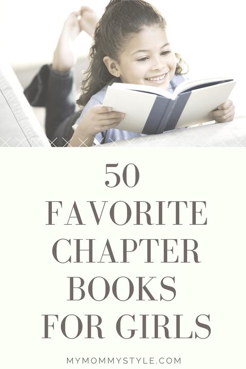 chapter books for girls