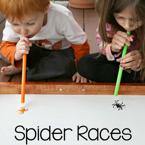 halloween party scoot game from teachers pay teachers