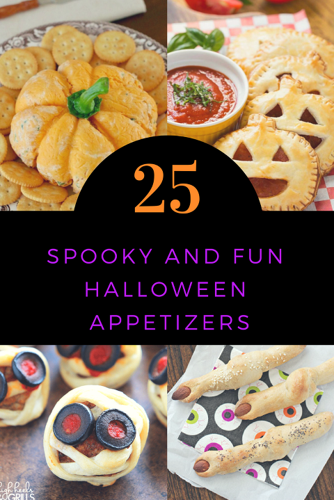 25 Frightfully Fun Halloween Appetizers My Mommy Style