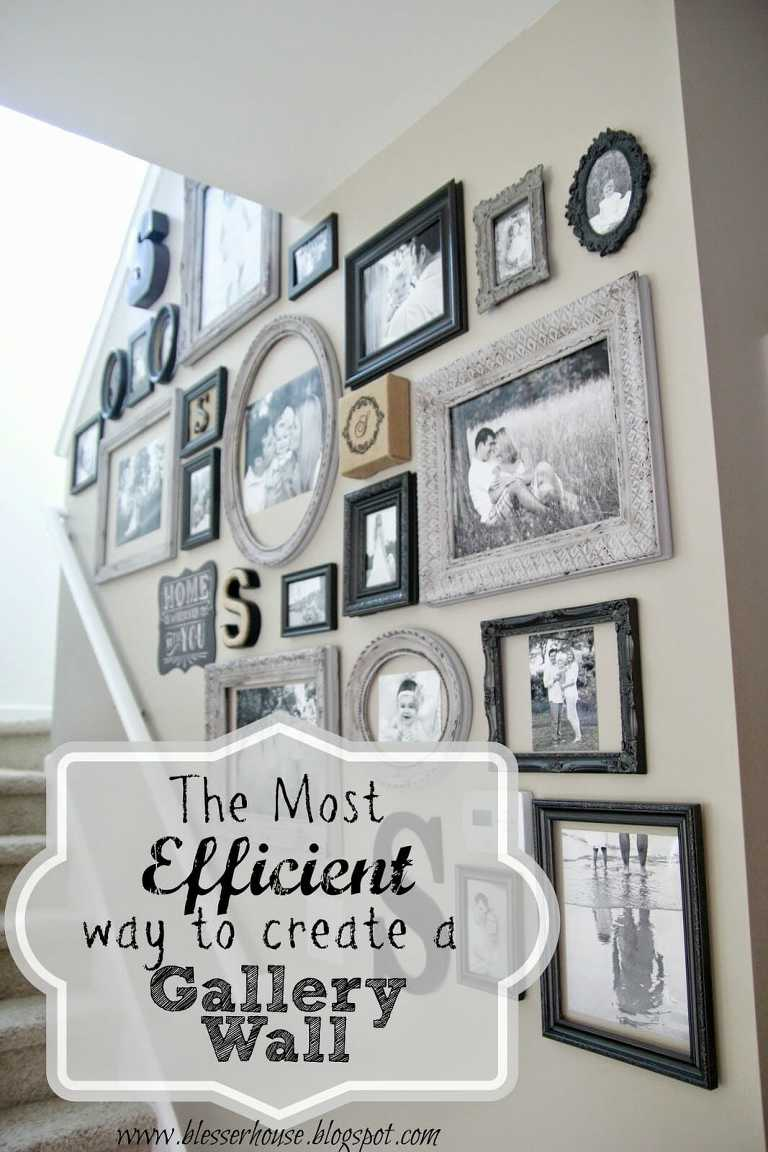 17 Staircase Gallery Wall Ideas My Mommy Style