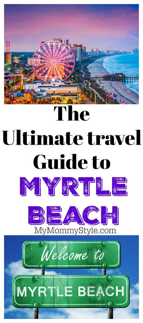 myrtle beach, travel guide to myrtle beach