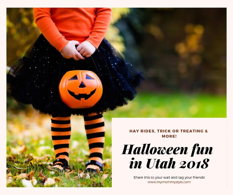Halloween fun in utah, halloween in utah 2018, activities in utah for halloween