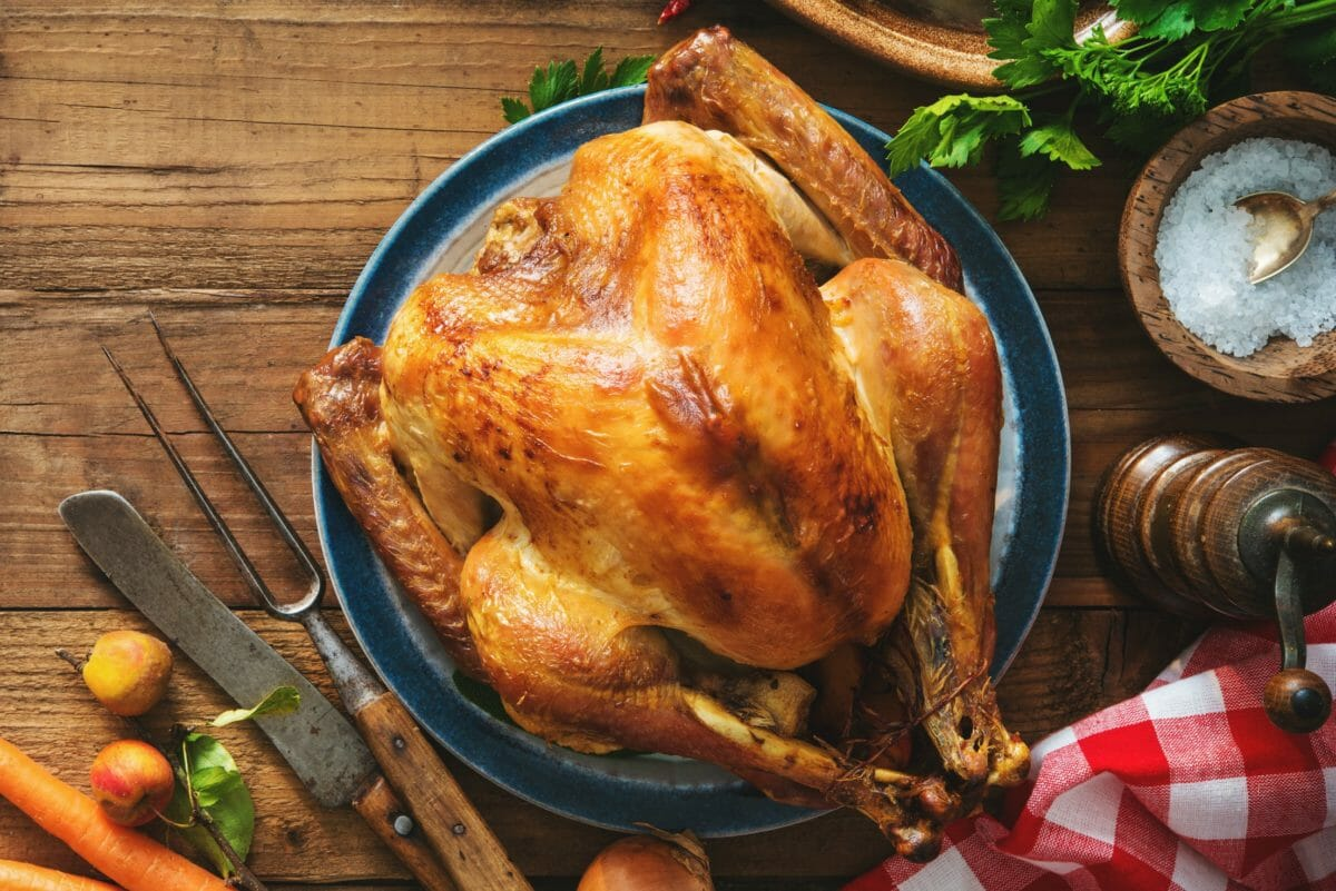 How to Smoke a Turkey This Thanksgiving