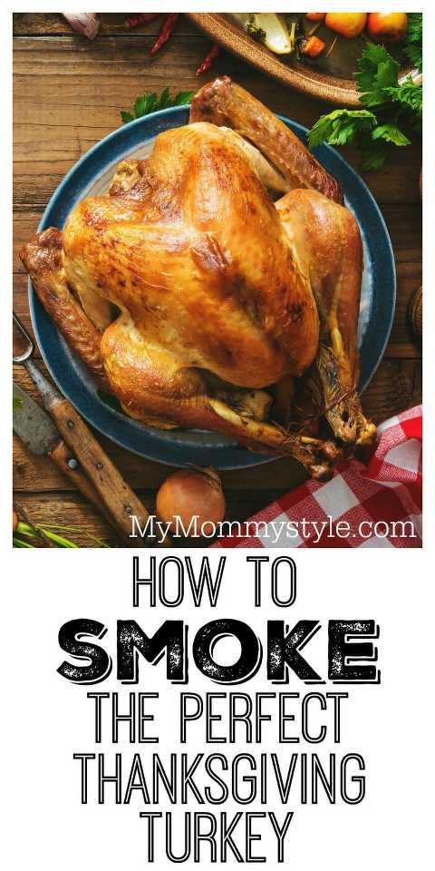 How to Smoke the Perfect Thanksgiving Turkey