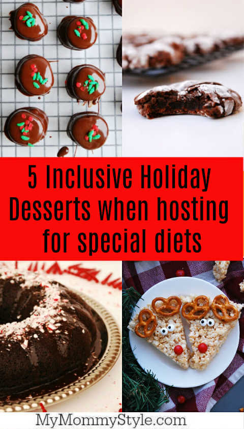 holiday treats for allergies