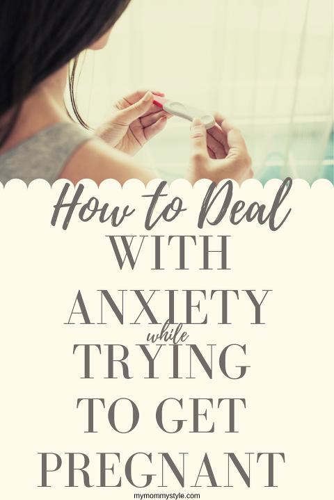 preconception anxiety, anxiety, pregnancy, pregnancy anxiety