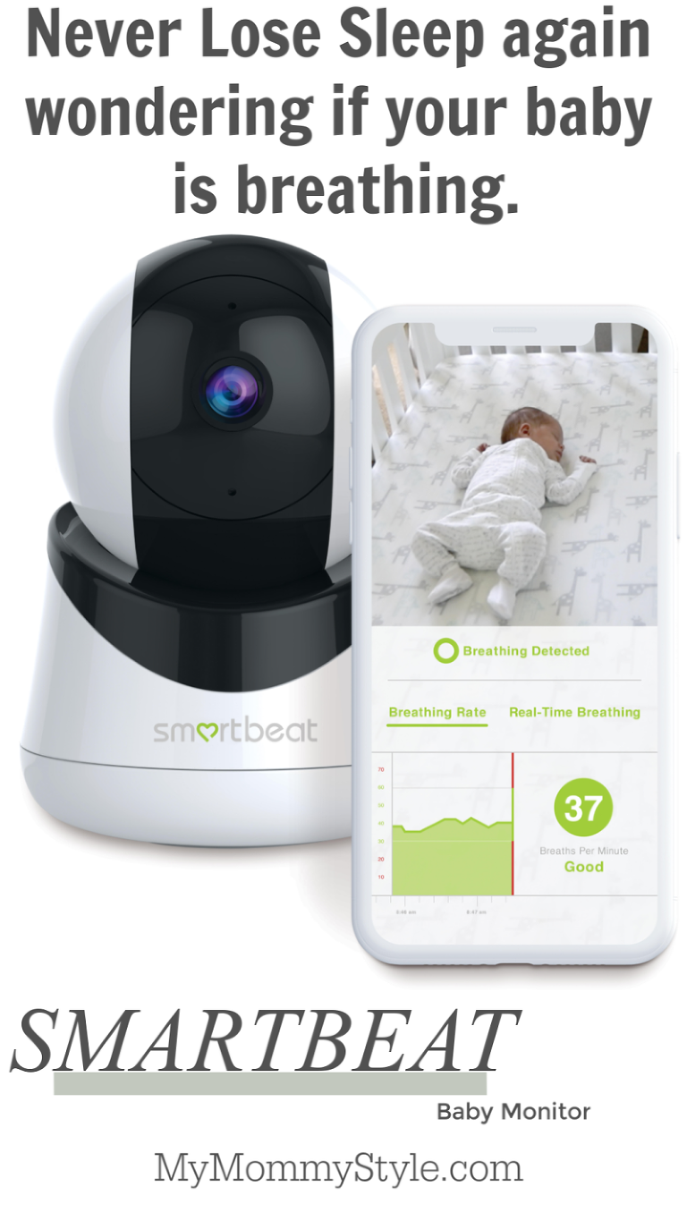 smartbeat, smartbeat baby monitor, baby monitor, smart baby technology