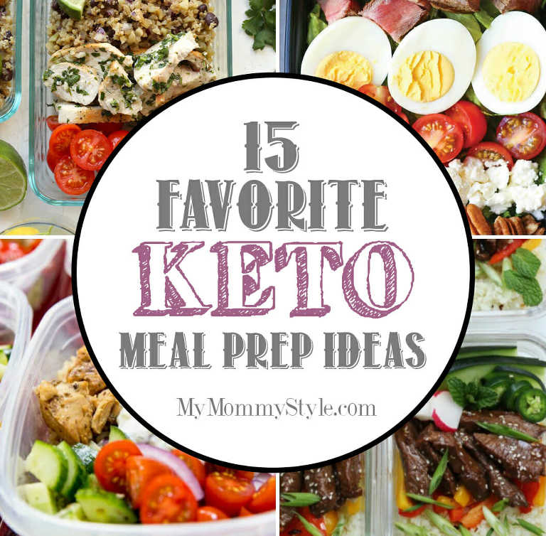 Our favorite keto meal prep ideas and recipes