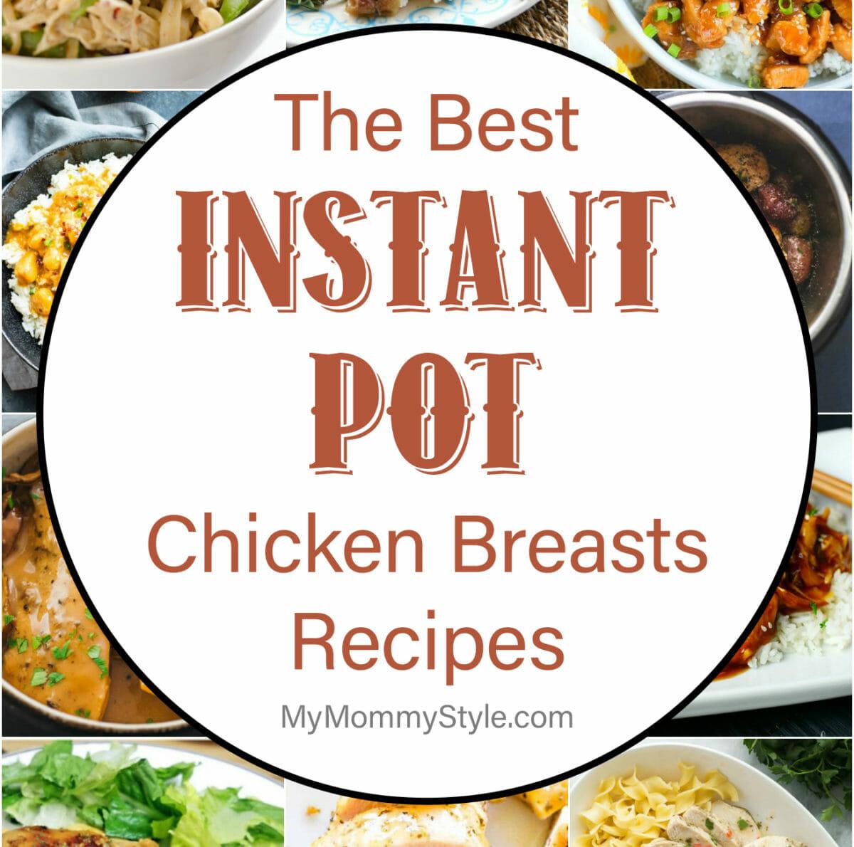 IP Chicken Recipes