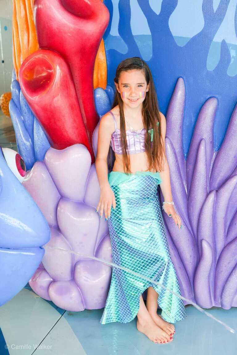 bibbidi boppidi boutique, Disney Cruise line