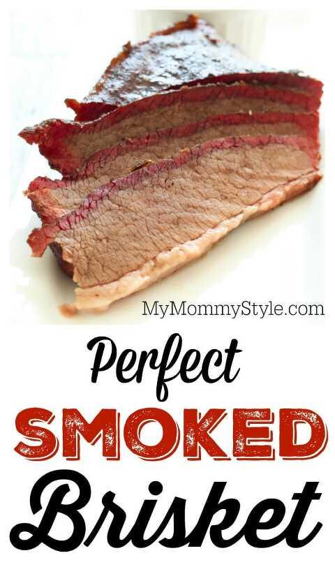 Smoked Brisket Recipe Long Pin