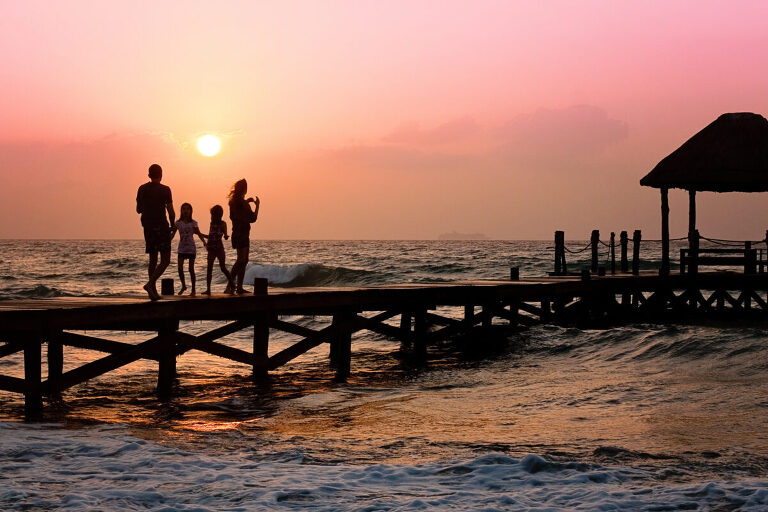tips for planning a trip with a family