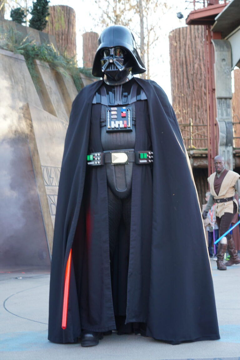 Darth Vader, Star wars at Disney