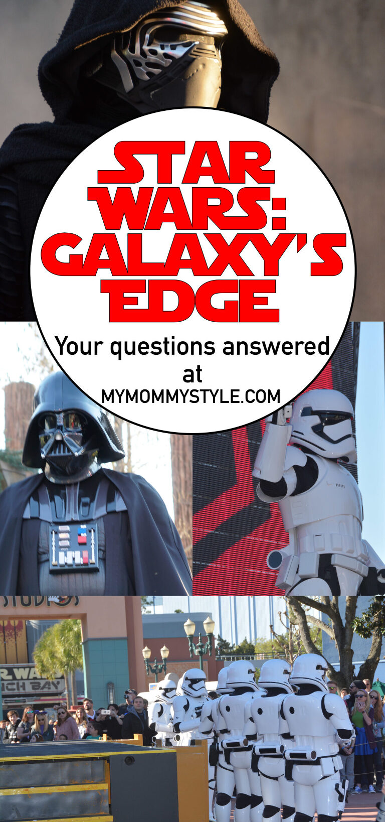 Star Wars Galazy's Edge at Disney