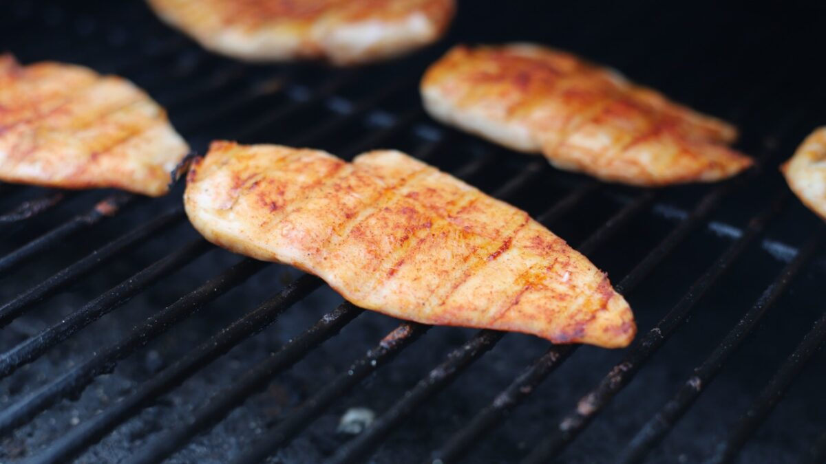 Perfect Smoked Chicken Breast