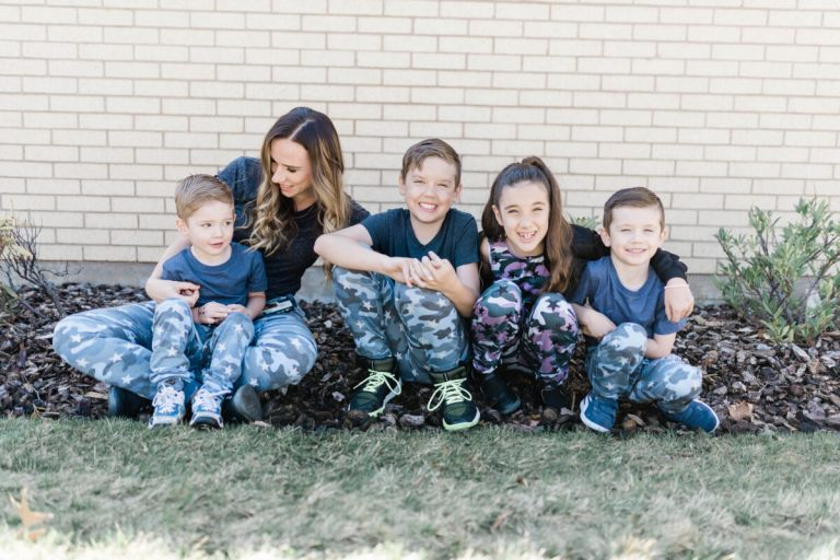 Camille and Kids
