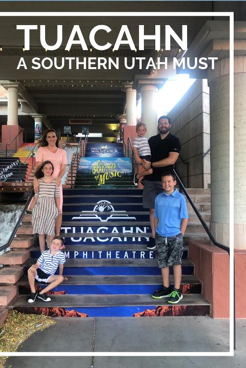 tuacahn - a southern utah must