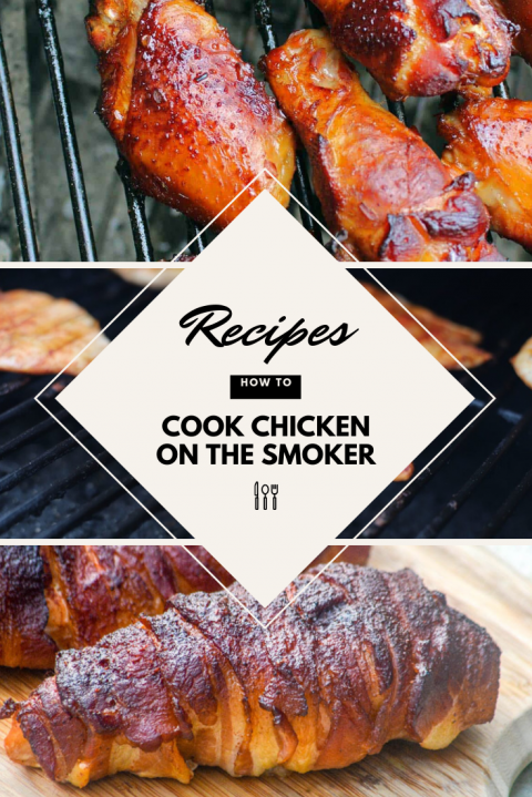 recipes on how to smoke chicken