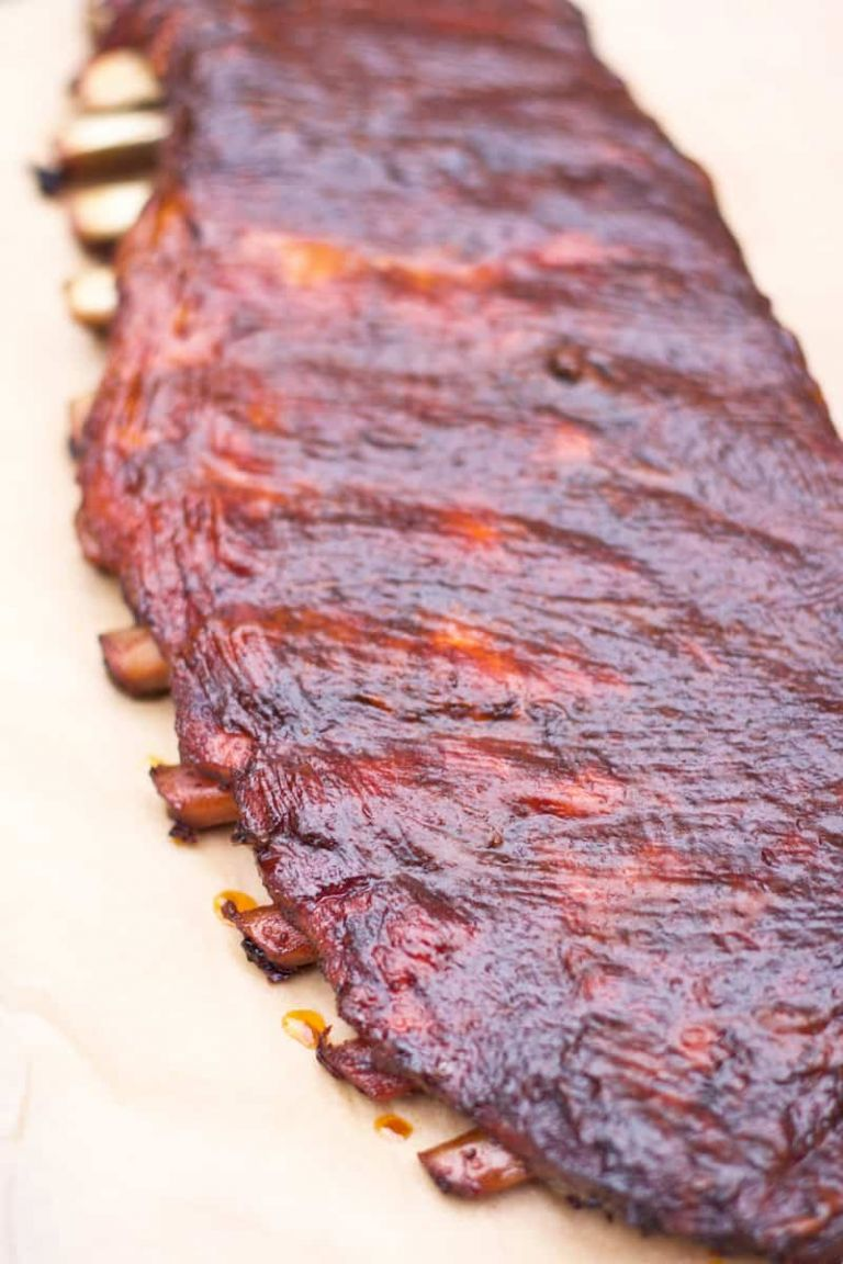 SMOKED COMPETITION RIBS