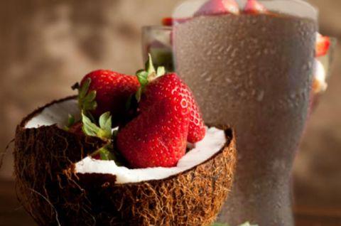 Berry Coconut Cream Shakeology