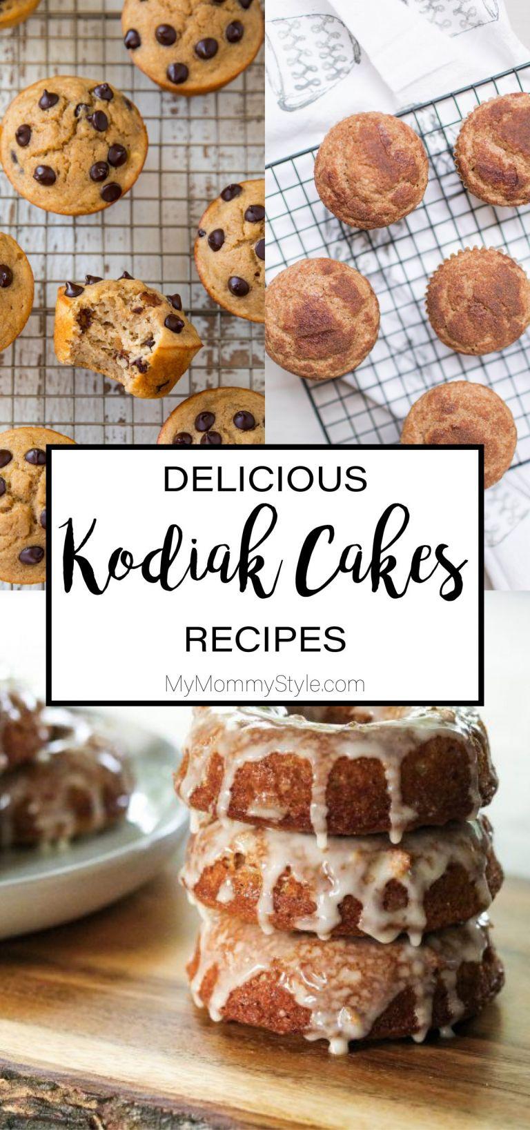 delicious Kodiak Cakes recipes