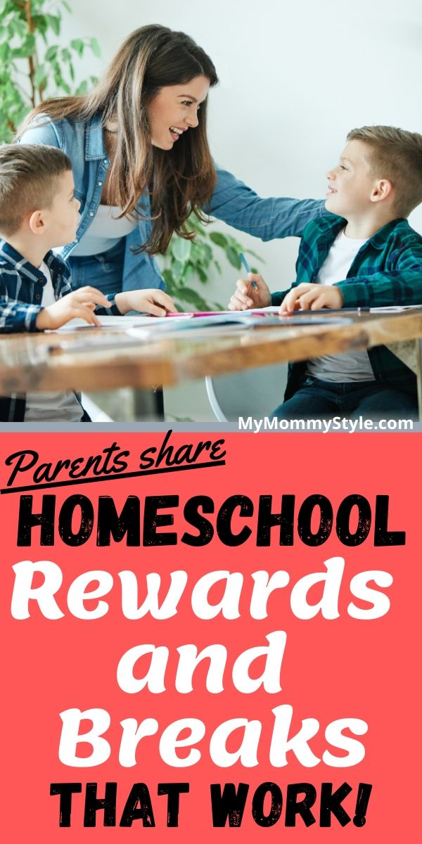 Questions and answers from parents and teachers on how to homeschool your kids. See what works with rewards, breaks and leniency.  #howtohomeschoolyourkids #COVID19 #schoolclosure #homeschooling #homeschool via @mymommystyle