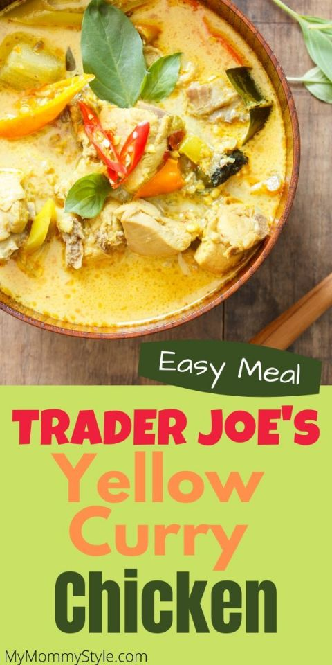 yellow curry chicken curry