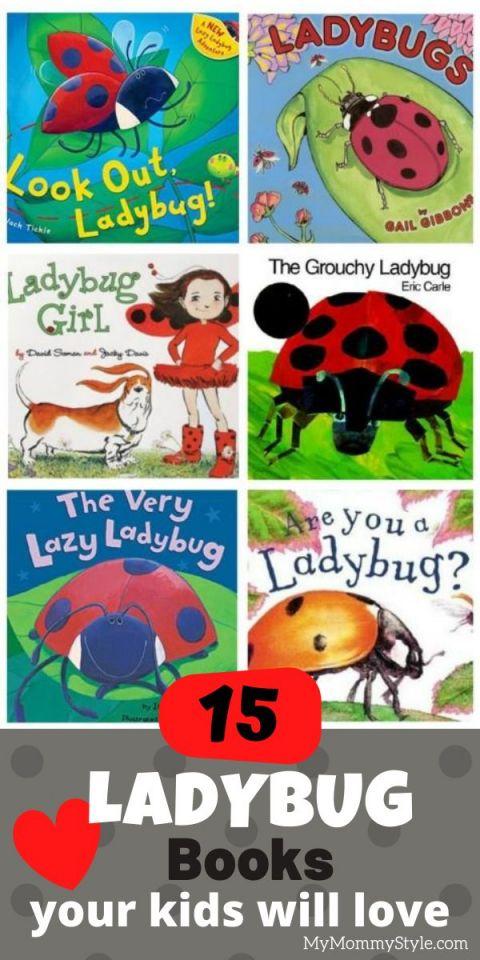 ladybug books