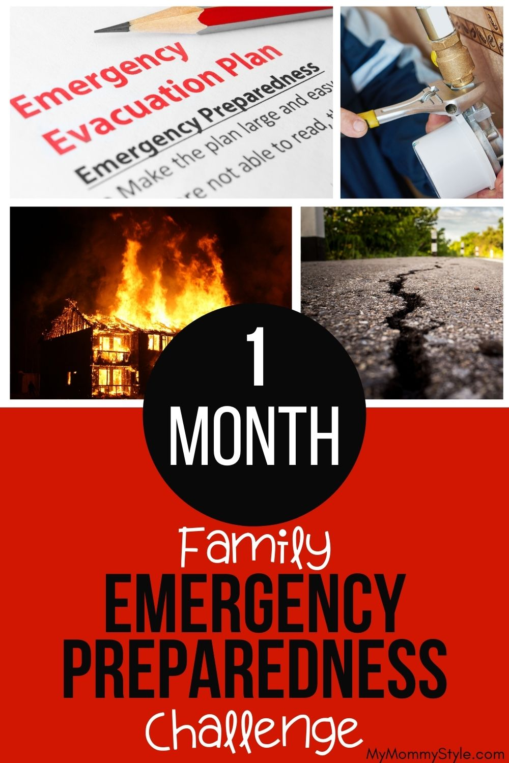Family Emergency Challenge via @mymommystyle