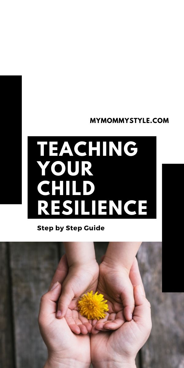 A step by step guide for helping your child develop resilience, compassion, and a better sense of self! Saving this for later! via @mymommystyle