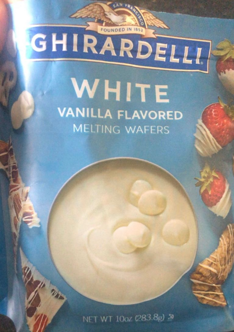 Ghirardelli Melting wafers