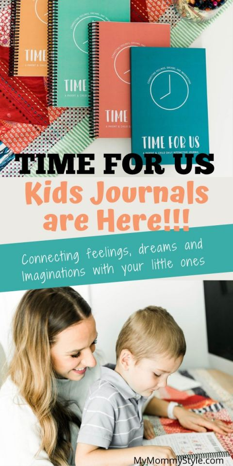 Time for Us Kids Journals