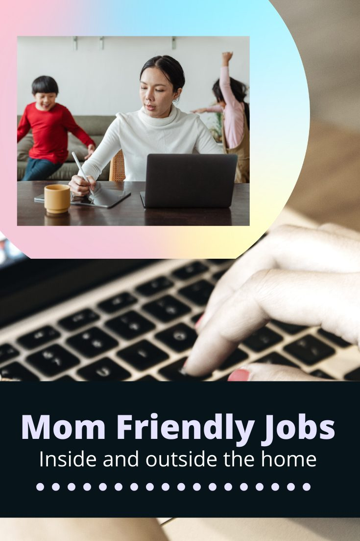 Time to become a working mom? Find the job that works best for you. via @mymommystyle