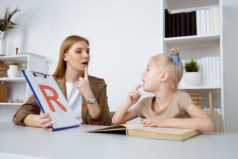 Speech Impediments Therapy